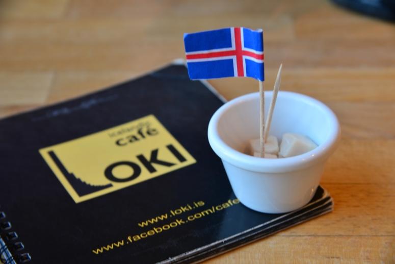 Hakarl Cafe Loki Reykjavik