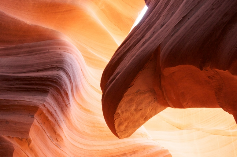DNXB dongnanxibei Antelope Canyon colors Indian Ken's Tours Page Arizona AZ