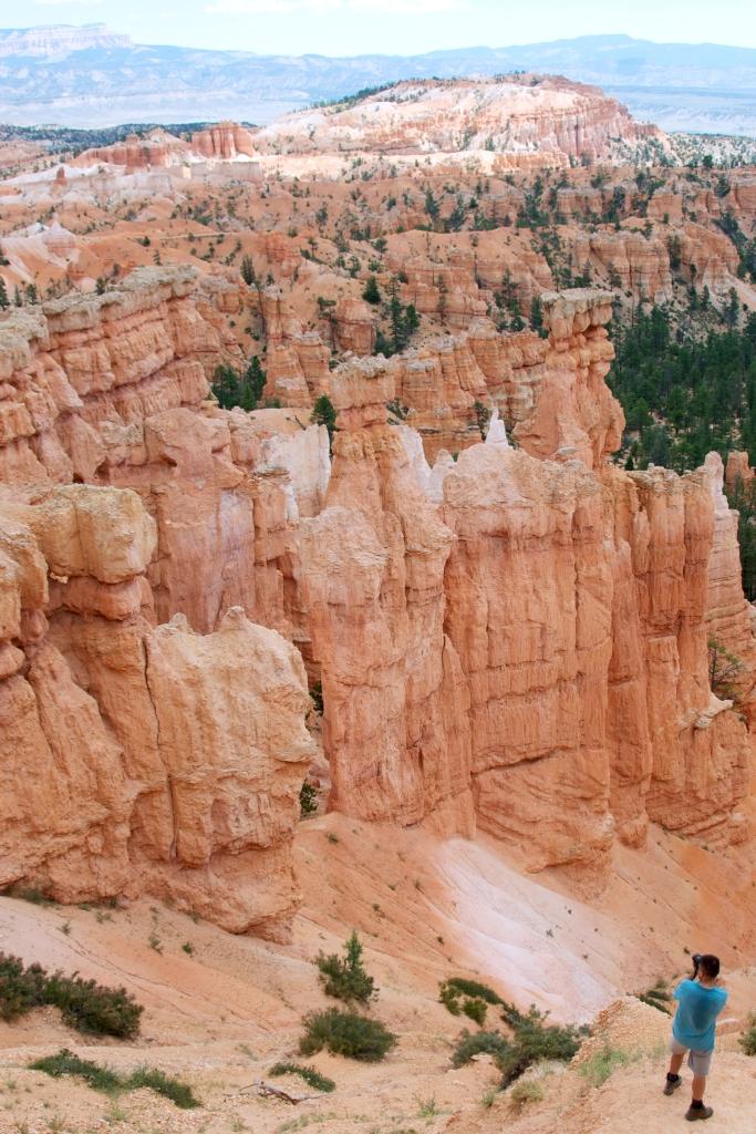 DNXB dongnanxibei hoodoo Navajo Loop hike trail Nikon Bryce Canyon photography