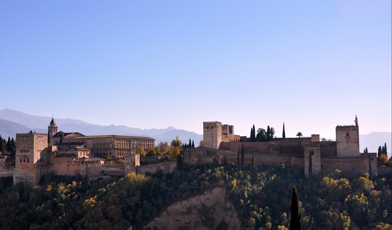 DNXB dongnanxibei Alhambra Mirador San Nicolas Nicholas travel andalucia