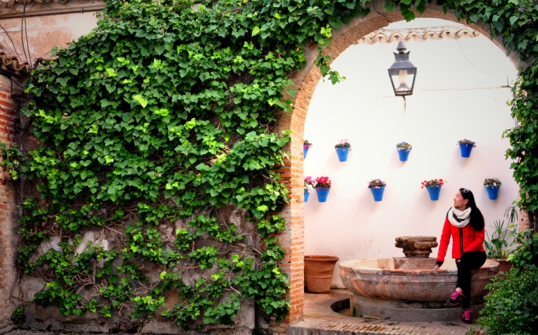 DNXB dongnanxibei Cindy Cordoba Patio Garden Andalusia Andalucia Spain Travel South Seville