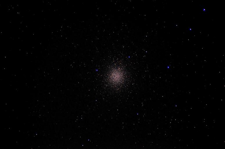 Omega Centauri Star Photography Atacama Desert Chile galaxy dongnanxibei DNXB Nikon D90 telescope telescopic