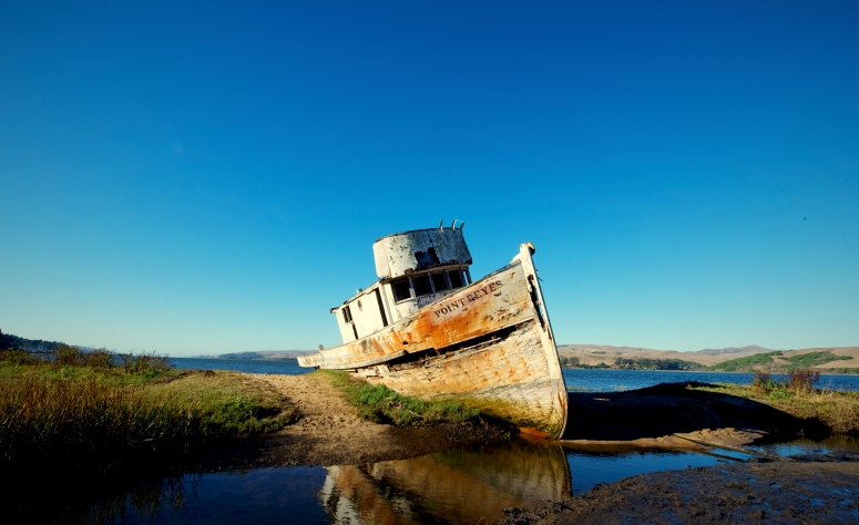 Point Reyes Shipwreck Inverness California Starnded D750 Nikon dnxb dongnanxibei.jpg