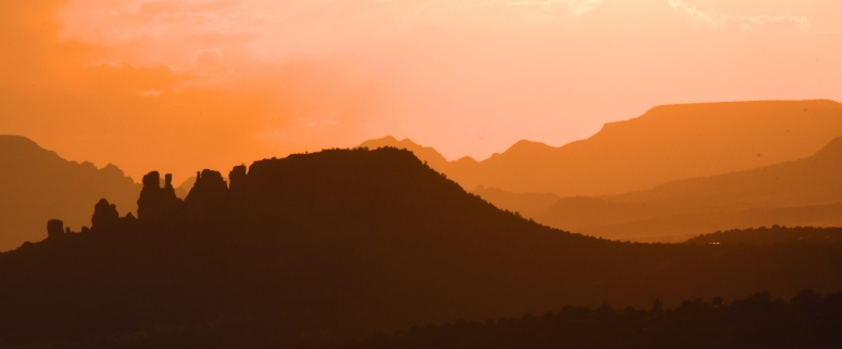 Sedona Sunset Strip