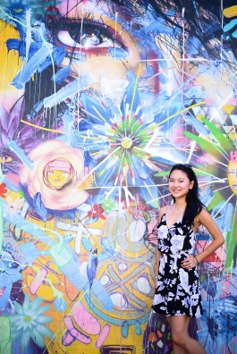 Wynwood colors are loud - sorry, not sorry