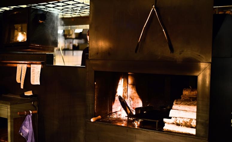 Ekstedt Fire Oven Stockholm DNXB dongnanxibei