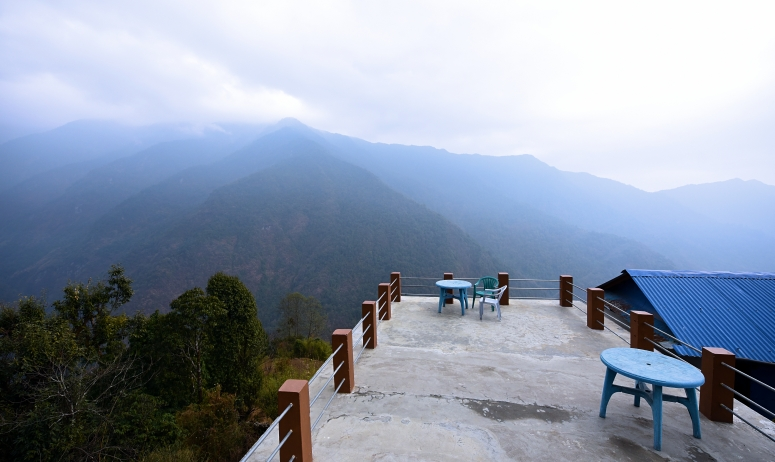 ABC Trek Nepal Chomrong 2170 DNXB dongnanxibei Annapurna Base Camp