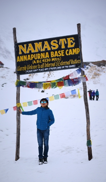 Namaste - we did it!