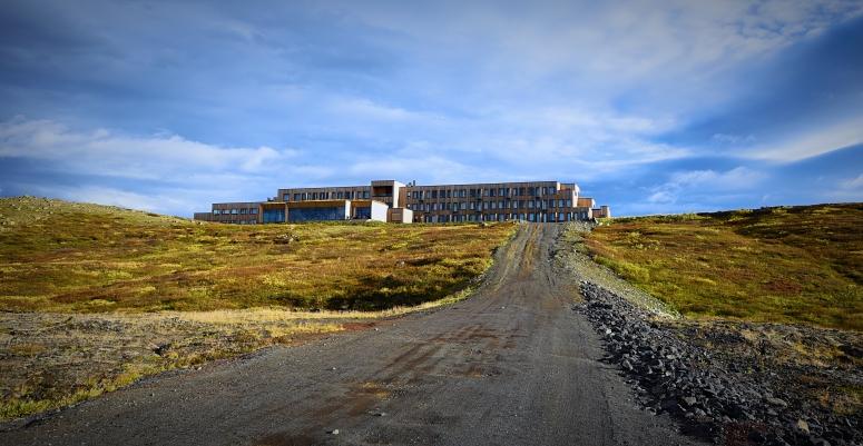 Fosshotel Myvatn Modern Iceland DNXB dongnanxibei