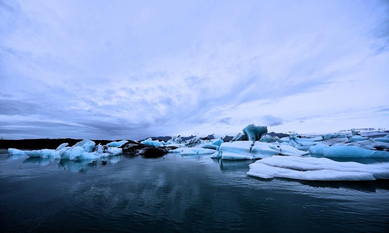Jokulsarlon Glaciers Glacial Lagoon South Iceland Ring Road DNXB dongnanxibei