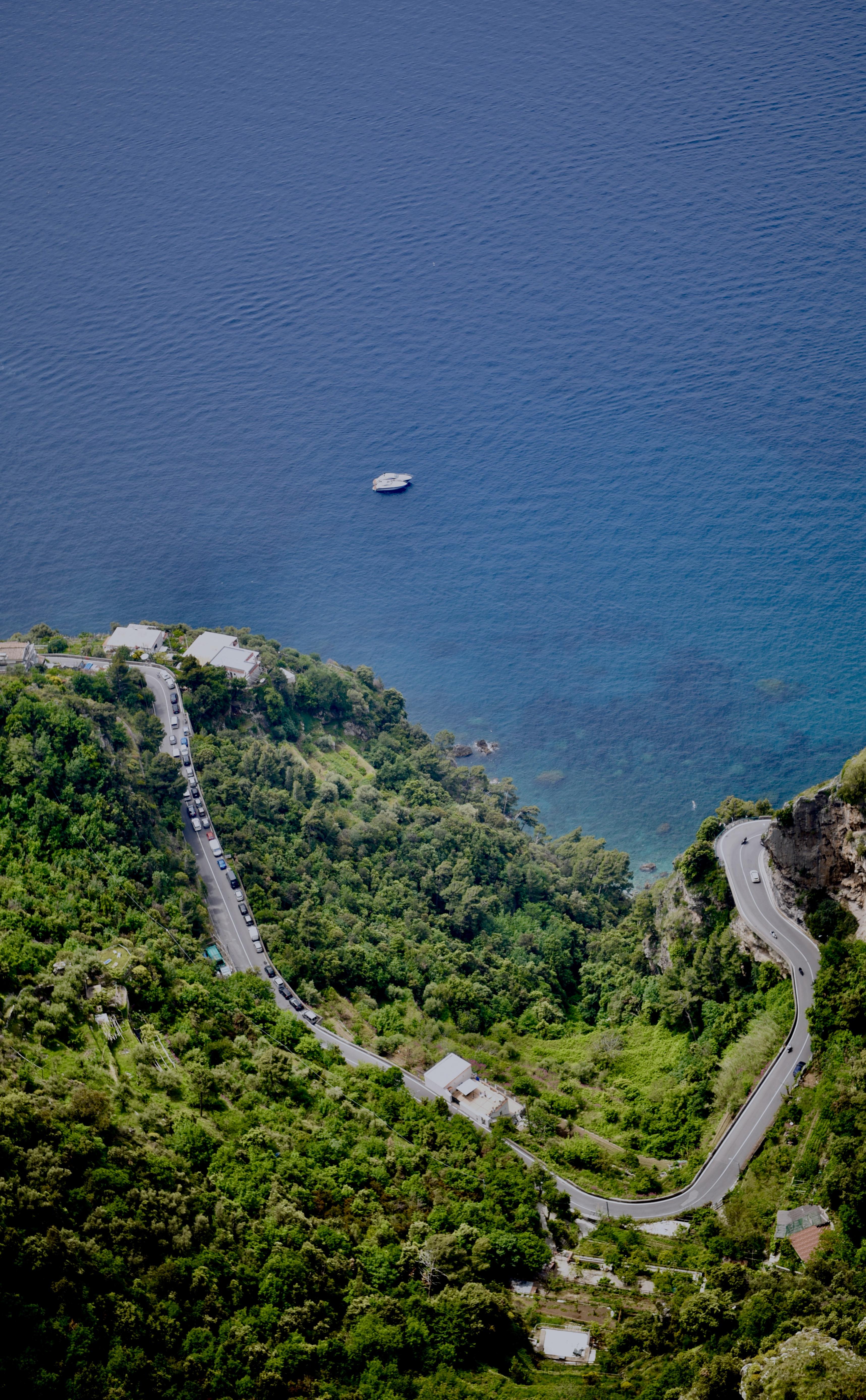 Sentiero Degli Dei Hike Amalfi Coast Drive Road DNXB dongnanxibei